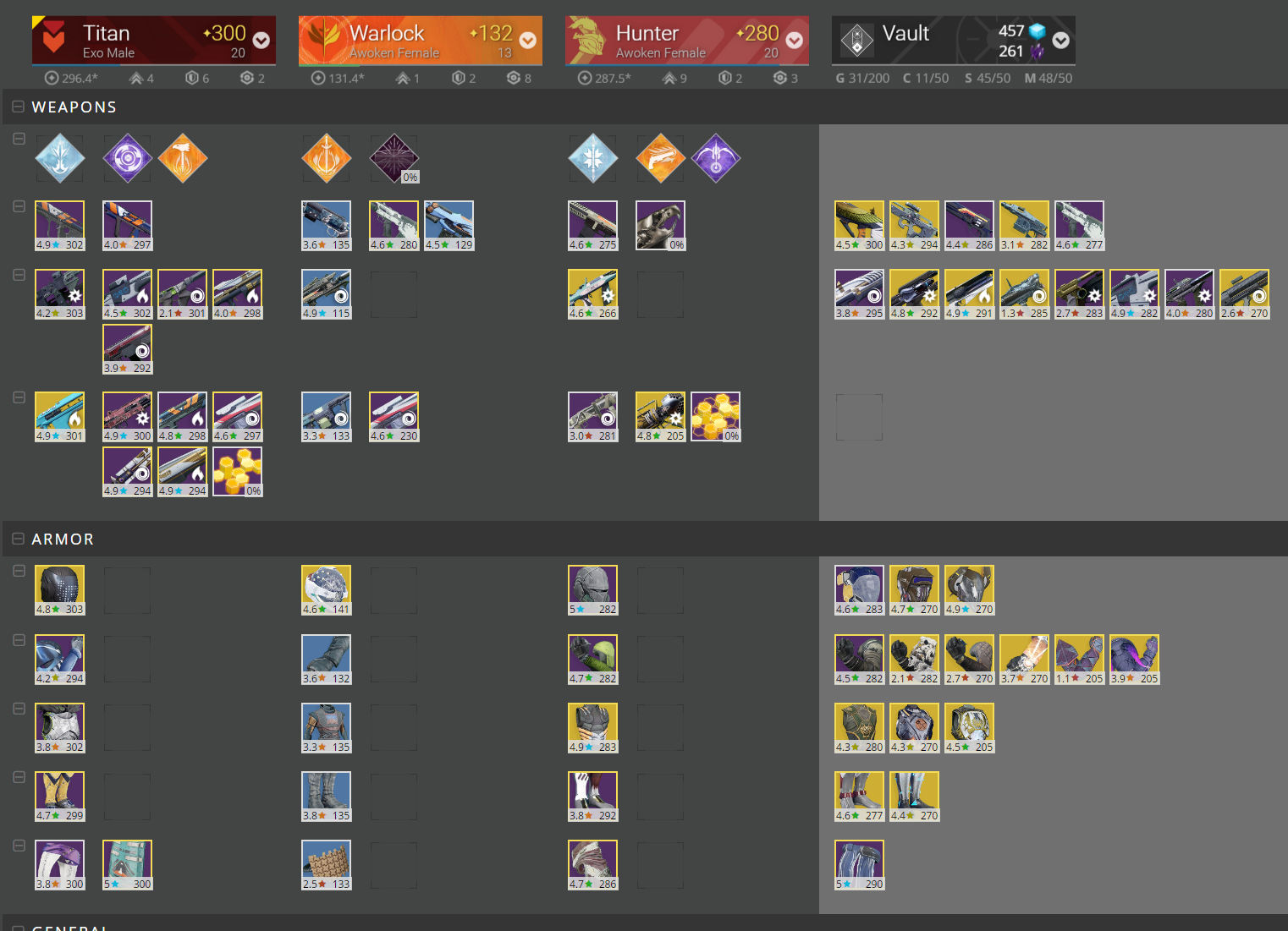 Destiny 2 Xbox One inventory.png
