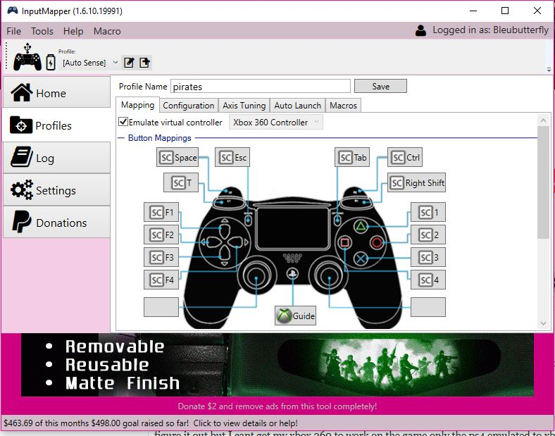 Guide - Using a gamepad to play ps4/emulator/xbox 360 | Pirates Forums